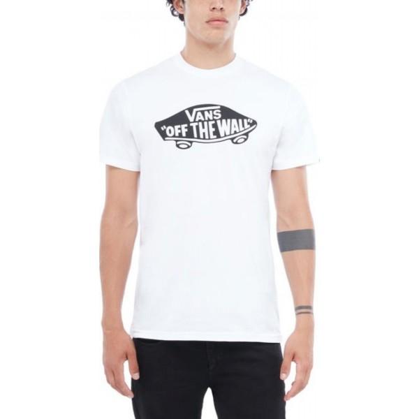 VANS T-shirt αντρικο OTW ΛΕΥΚΟ-ΜΑΥΡΟ UNISEX VN000JAYYB21