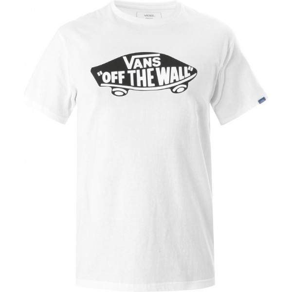 VANS T-shirt αντρικο OTW ΛΕΥΚΟ-ΜΑΥ�...