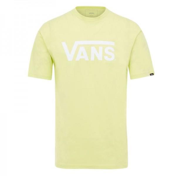 VANS CLASSIC T-SHIRT VN000GGGTJZ  SUNNY LIME