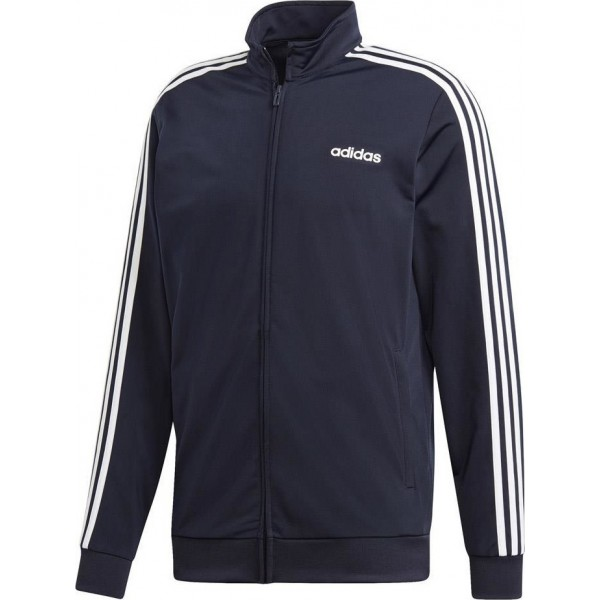 Adidas Essentials 3-Stripes Tricot Track Top DU044...