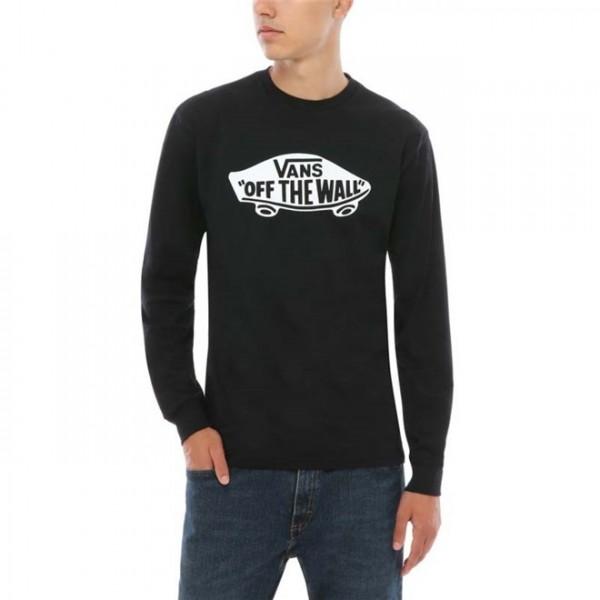 VANS - Otw Long Sleeve Black/White  VN00059JY28