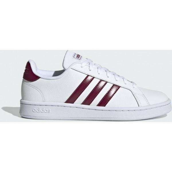 Adidas Grand Court Γυναικείο Sneaker Λε...