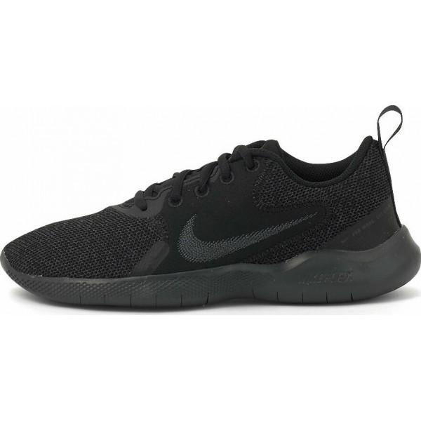 Nike Flex Experience Run 10 Γυναικεία Αθλητικά Παπούτσια Running Μαύρα CI9964-004