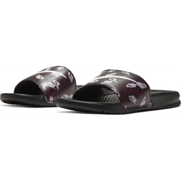 Nike Benassi Just Do It 618919-033 Black
