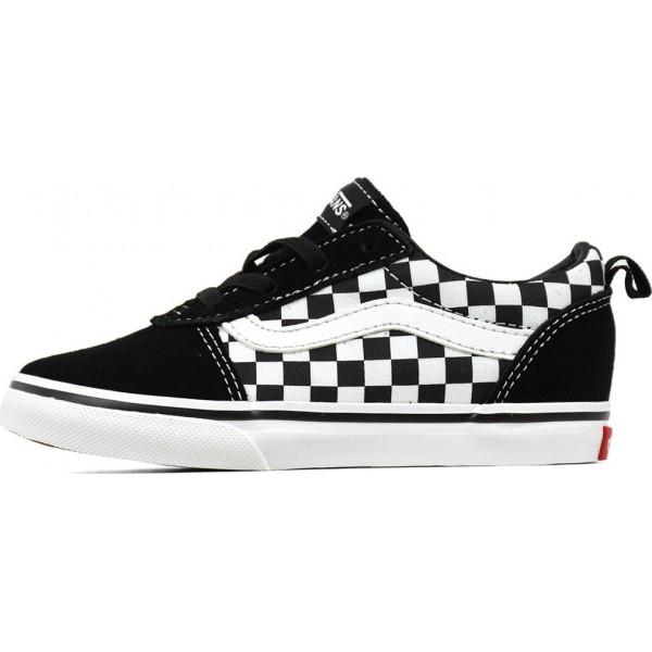 Vans Ward Slip-on Checkered  VN0A3QU1PVJ Μαύρ�...