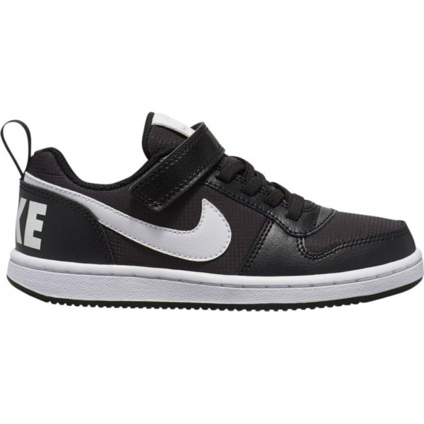 Nike Court Borough Low PE  CD8514-002(μαυρο)